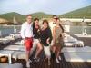 Delar av familjen Eliasson + Jasmin